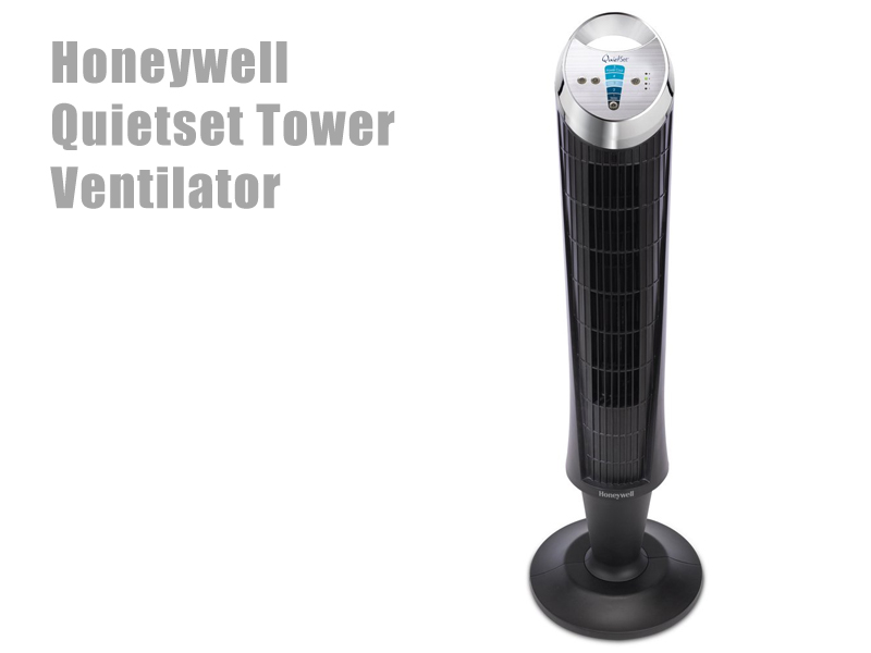Honeywell QuietSet Tower-Ventilator