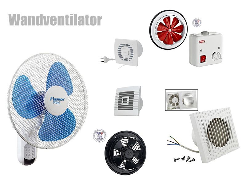 Wand Ventilator